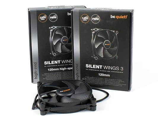 be quiet Silent Wings 3 PWM