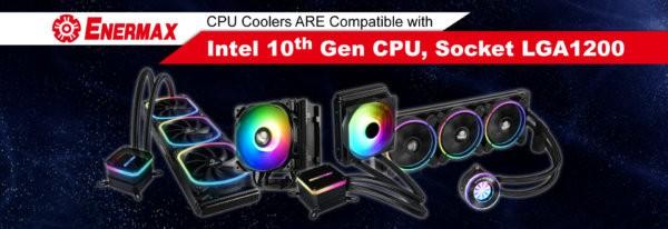Enermax Intel Sockel LGA1200 Kühler Kompatibel
