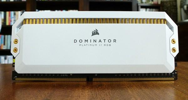 Corsair Dominator Platinum RGB 16GB DDR4-3600