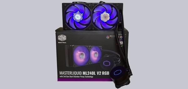 Cooler Master MasterLiquid ML240L V2 RGB AIO