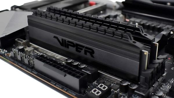Patriot Viper 4 Blackout Series DDR4-3600 64GB