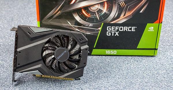 Gigabyte GeForce GTX 1650 OC GDDR6