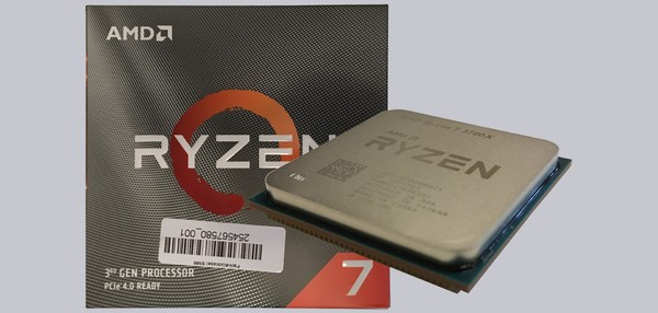 AMD Ryzen 7 3700X CPU