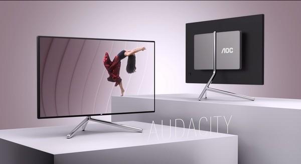 AOC U32U1 Display