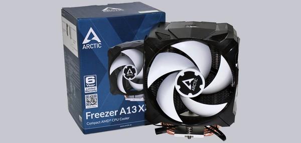 Arctic Freezer A13 X Gewinnspiel