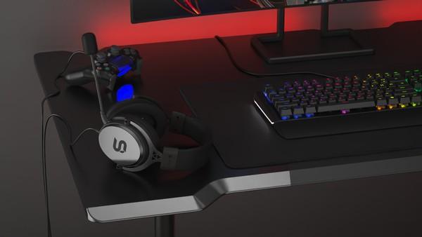 SPC Gear Viro und SPC Gear Viro Plus USB 71 Gaming Headset