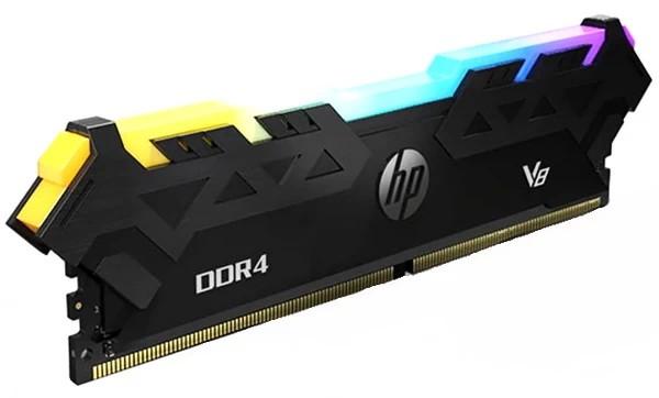 HP V8 RGB 16GB DDR4-3600 CL18