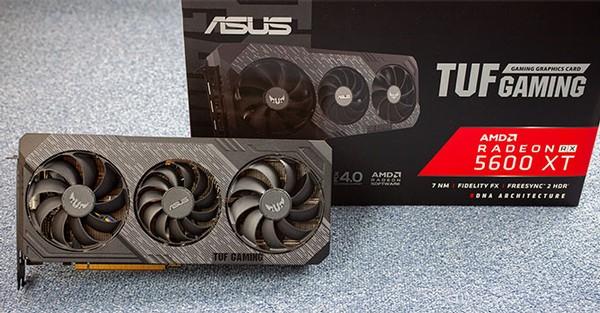 Asus Radeon RX 5600 XT TUF EVO