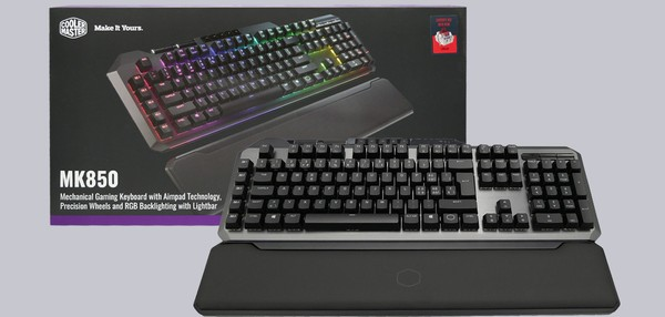 Cooler Master MasterKeys MK850 Gaming Keyboard