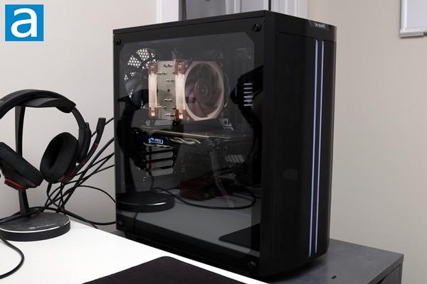 be quiet Pure Base 500DX Case