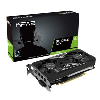 KFA2 GeForce GTX 1650 EX Plus Grafikkarten