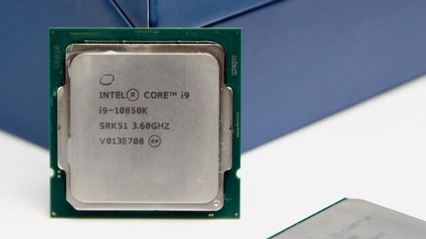 Intel Core i9-10850K CPU