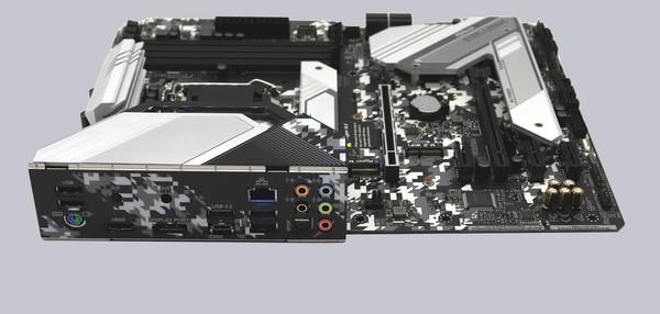 ASRock Z490 Steel Legend Motherboard