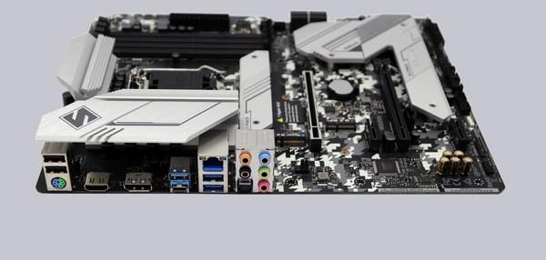 ASRock H470 Steel Legend Intel Mainboard