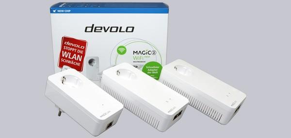 devolo Magic 2 WiFi next Powerline Set