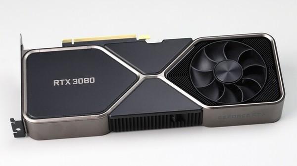 nVidia GeForce RTX 3080 FE Grafikkarten