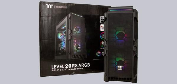Thermaltake Level 20 RS ARGB Case