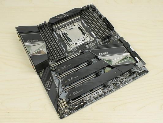 MSI Creator X299 Mainboard