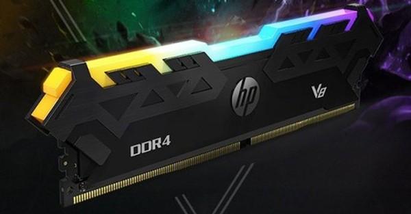 HP V8 DDR4-3600 MHz CL18 8GB
