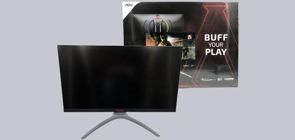 AOC AG273QX Gaming Monitor