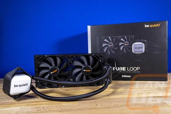 be quiet Pure Loop 240mm AIO