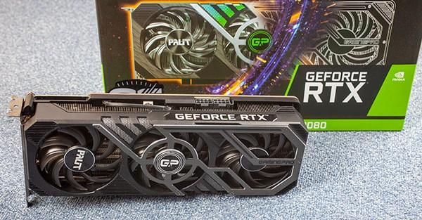 Palit GeForce RTX 3080 Gaming Pro OC