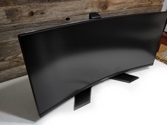 Gigabyte G34WQC Monitor