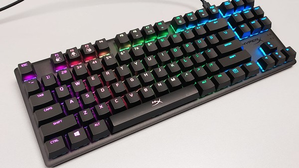 HyperX Alloy Origins Core RGB Keyboard