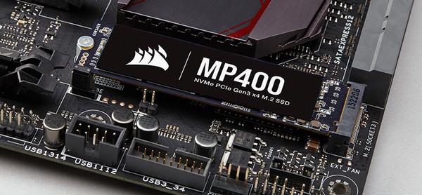 Corsair MP400 NVMe 4TB SSD