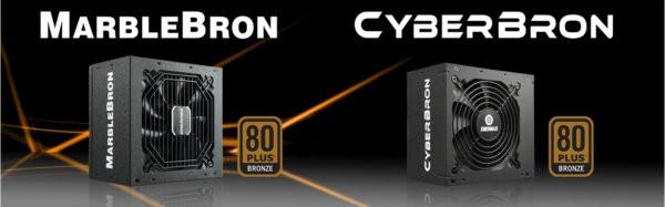 Enermax Marblebron und Cyberbron Netzteil