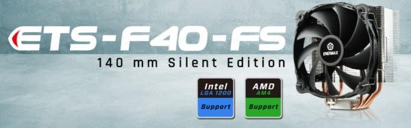 Enermax ETS-F40 Silent Edition Kühler