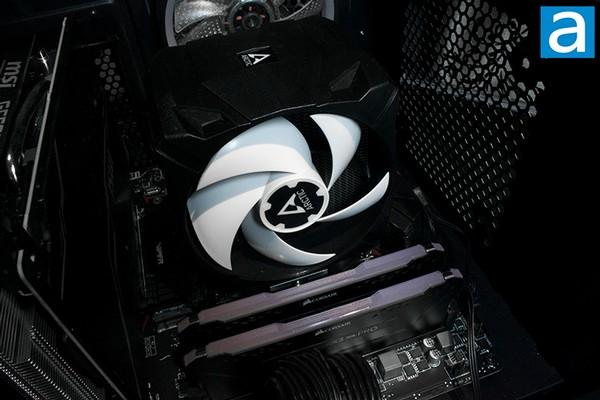 Arctic Freezer A13 X Cooler