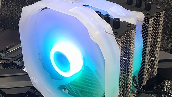 SilentiumPC Grandis 3 EVO ARGB Cooler