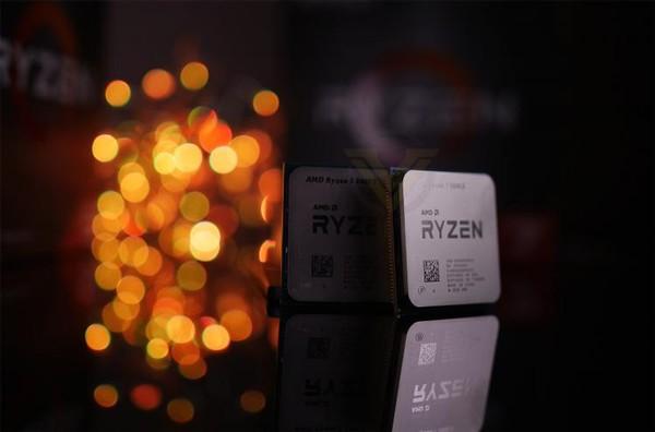 AMD Ryzen 5 5600X and AMD Ryzen 7 5800X