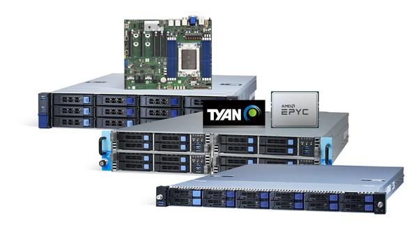 Tyan SC20 Cloud- und Speicherserver