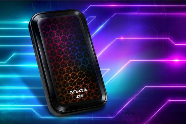 Adata SE770G externe RGB SSD