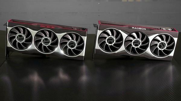 AMD Radeon RX 6800 und AMD Radeon RX 6800 XT