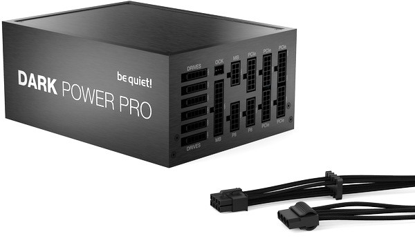 be quiet Dark Power Pro 12 1500W PSU