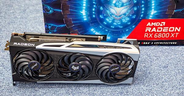 Sapphire Radeon RX 6800 XT Nitro