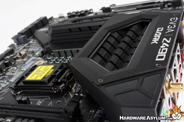 EVGA Z490 Dark Motherboard