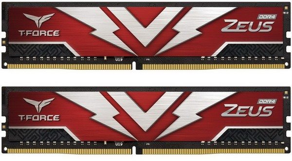 Team Group ZEUS DDR4 16GB 3200MHZ CL20 Kit