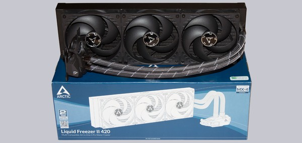 Arctic Liquid Freezer II 420 R3