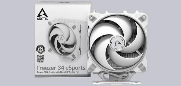 Arctic Freezer 34 eSports
