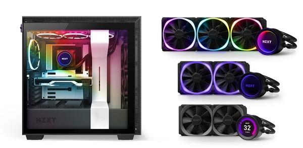 NZXT Kraken X53 RGB X63 RGB X73 RGB Z53