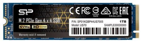 Silicon Power US70 PCIe M2 2280 1TB SSD