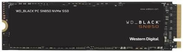 Western Digital WDBLACK SN850 1TB NVMe SSD