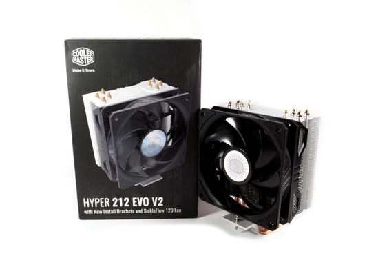 Cooler Master Hyper 212 EVO V2 CPU Cooler