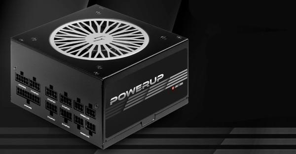 Chieftronic PowerUp 850 W PSU