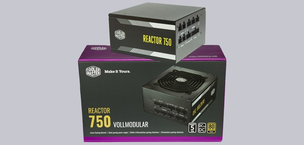 Cooler Master Reactor Gold 750W
