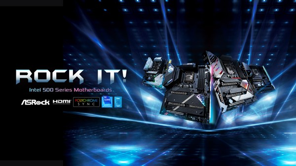 ASRock Z590 H570 and B560 Motherboards